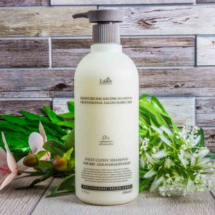La'dor Moisture Balancing Shampoo/Увлажняющий шампунь для волос 530ml
