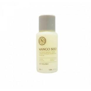 THE FACE SHOP Mango Seed Silk Moisturizing Toner/Увлажняющий тонер с экстрактом манго 30мл