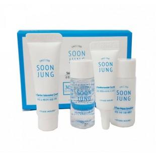 ETUDE HOUSE Soon Jung Care Kit/набор для чувствительной кожи