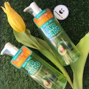 Scinic Avocado Cleansing Water Oil/ Гидрофильное масло с авокадо на водной основе 200ml