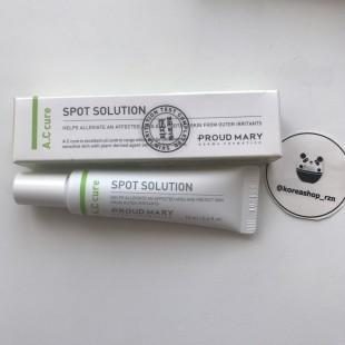 Proud Mary A.C Cure Spot Solution/Точечное средство от воспалений для чувствительной кожи