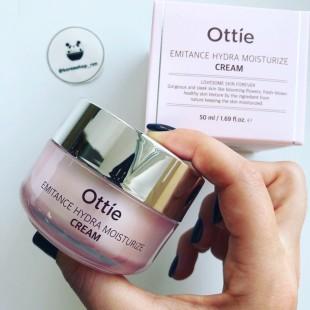 Ottie Emitance Hydra Moisturize Cream/Крем с гиалуроновой кислотой 45ml