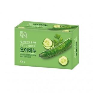 MUKUNGHWA Moisture Cucumber Soap/ Мыло туалетное огуречное 100гр
