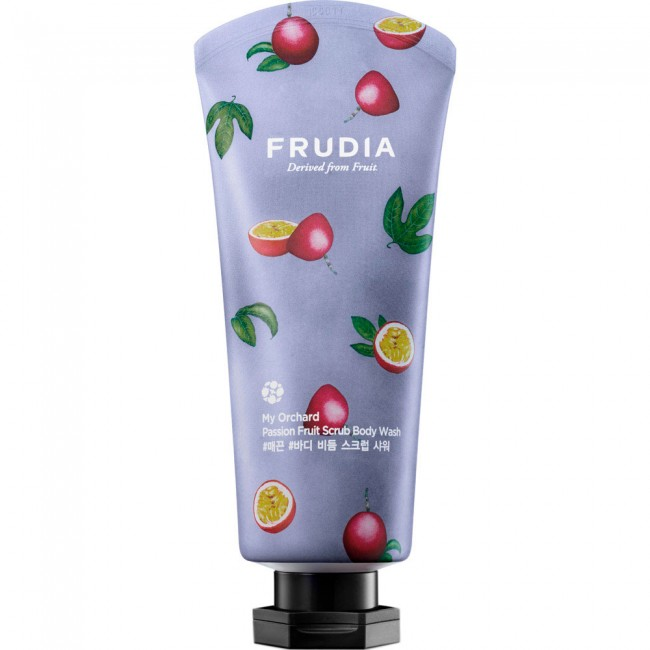 Frudia My Orchard Passion Fruit Scrub Body Wash 200ml/Нежный скраб для тела