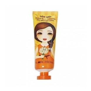The Orchid Skin Whitening Bbo Yan Hand Cream/Крем для рук увлажняющий и осветляющий.