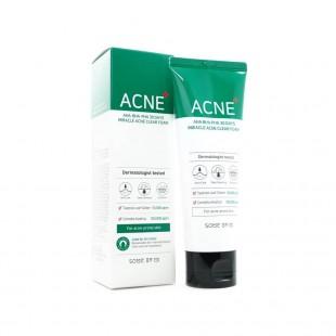 SOME BY MI AHA-BHA-PHA 30 Days Miracle Acne Clear Foam/ Очищающая кислотная пенка 100мл