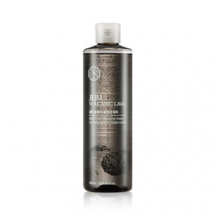 THE FACE SHOP Jeju Volcanic Lava Clay Cleansing Water/Очищающая вода