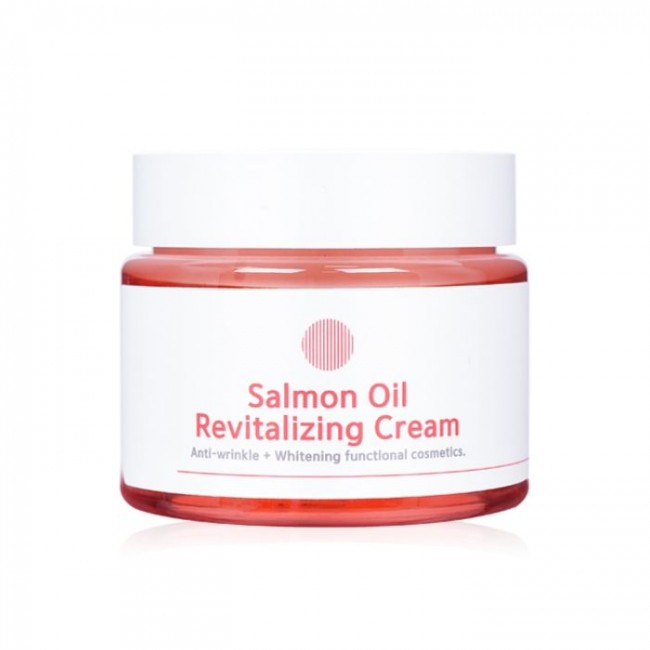 EYENLIP Salmon Oil Revitalizing Cream/Крем восстанавливающий с маслом лосося 80 мл.