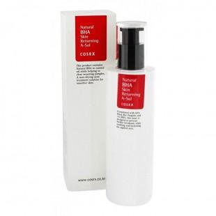 COSRX Natural BHA Skin Returning A-Sol/Тонер для проблемной кожи с BHA-кислотой