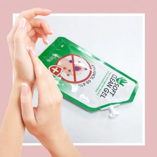 MIJIN Hand Soft Clean Gel/ Антибактериальный гель для рук 50мл