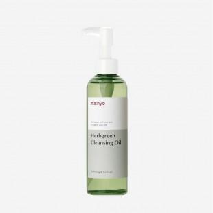 MA:NYO Herbgreen Cleansing Oil/Гидрофильное масло на основе комплекса трав 200 мл.