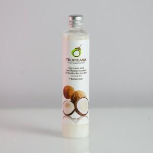 Tropicana Oil/Масло кокосовое натуральное нерафинированное 100% холодного отжима Тропикана , 100 мл