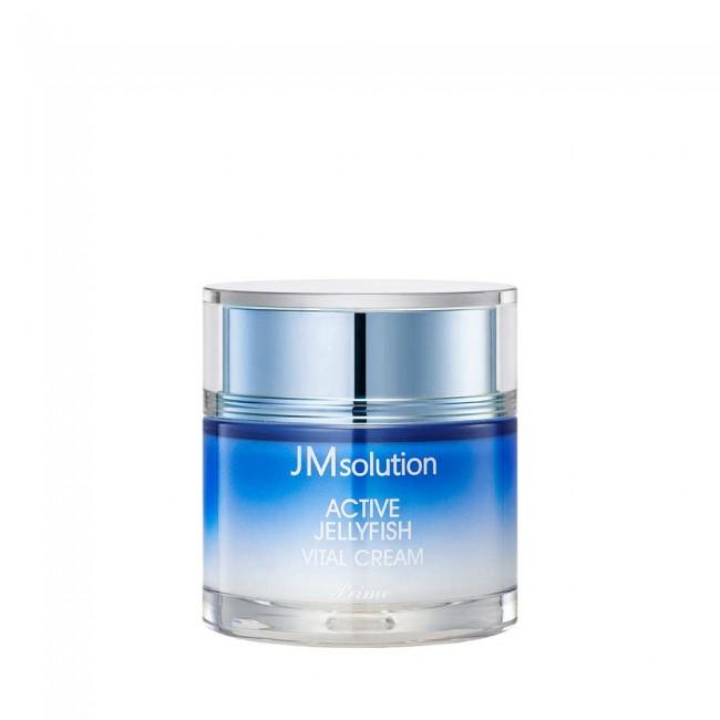 JM SOLUTION Active Jellyfish Vital Cream/Ревитализирующий крем с экстрактом медузы 60 мл.
