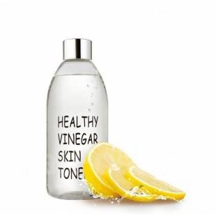 REALSKIN Healthy Vinegar Skin Toner Lemon/ Уксусный тонер на основе ферментированного экстракта лимона 300мл