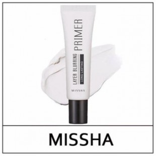 "MISSHA Layer Blurring Primer/Праймер с ""эффектом фотошопа"" 20 ml"
