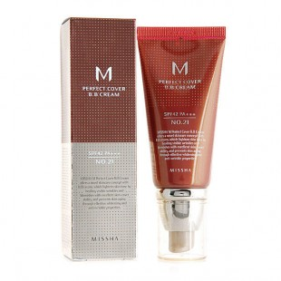 Missha M Perfect Cover B.B Cream/ББ крем 50ml