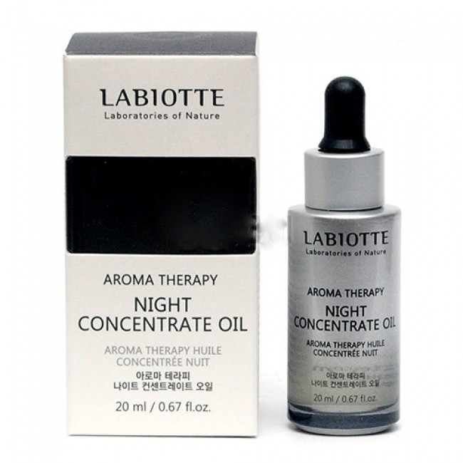 LABIOTTE Aroma Therapy Night Concentrate Oil/Концентрированное ночное масло 20ml