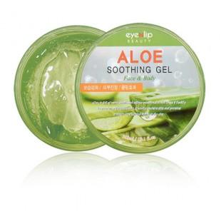 EYENLIP Aloe Soothing Gel Face & Body 300ml/Успокаивающий гель с алоэ вера для лица и тела