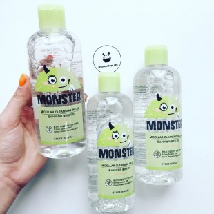 ETUDE HOUSE Monster Micellar Cleansing Water 300ml/Мицеллярная вода