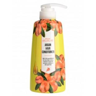 WELCOS Around me Argan Hair Conditioner/ Кондиционер для поврежденных волос 500мл