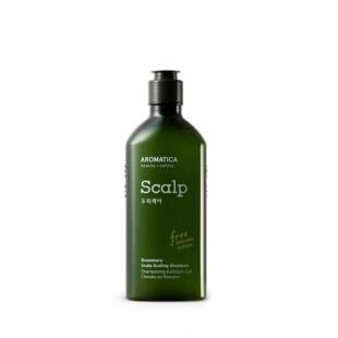 AROMATICA Rosemary Scalp Scaling Shampoo/ Отшелушивающий шампунь с розмарином 250мл