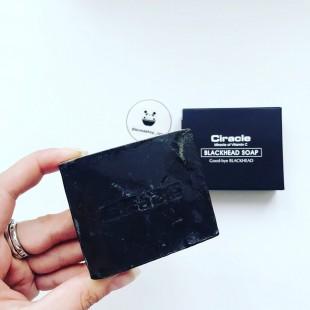 CIRACLE Blackhead Soap 100гр/Мыло для проблемной кожи от угрей и черных точек