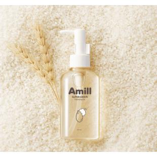 AMILL Super Grain Cleansing Oil/ Очищающее гидрофильное масло с зерновыми экстрактами 125мл