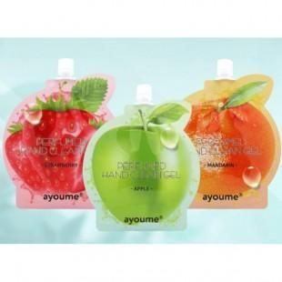 Ayoume Perfumed Hand Clean Gel/ Антибактериальный гель для рук 20мл