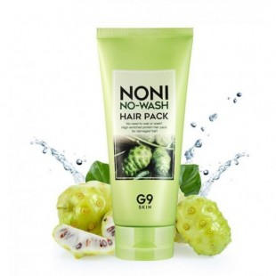 Berrisom Noni No Wash Hair Pack 200ml/Маска для волос несмываемая