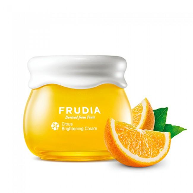 Frudia Citrus Brightening Cream 55ml/Многофунциональный крем для сияния, осветления и здоровья кожи