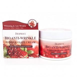 DEOPROCE Bio Anti-Wrinkle Cream/Биокрем против морщин