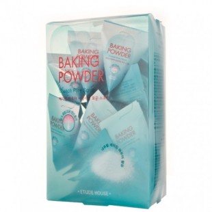 ETUDE HOUSE BAKING POWDER CRUNCH PORE SCRUB СКРАБ ДЛЯ ЛИЦА 7G X 24