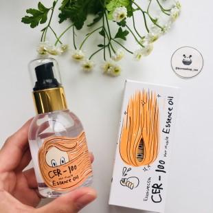 ELIZAVECCA Cer-100 Hair Muscle Essence Oil/ Масляная эссенция для волос 100мл