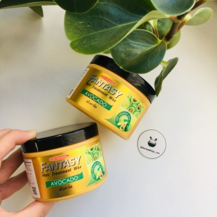 Carebeau Hair Treatment Wax Avocado/ Восстанавливающая маска с экстрактом авокадо 250мл