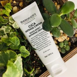 Baroness Cica Intense Cream/ Крем для лица с экстрактом центеллы 50мл