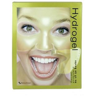 BeauuGreen  Snail Perfect Hydrogel Mask/ Маска гидрогелевая для лица с фильтратом секреции Улитки