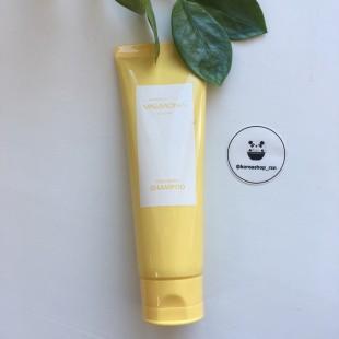 EVAS Valmona Nourishing Solution Yolk-Mayo Nutrient Shampoo/Шампунь питательный с яичным желтком 100мл
