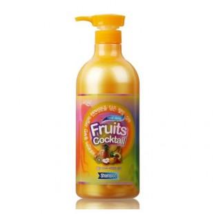 Incus Fruits Cocktail Shampoo/восстанавливающий шампунь для волос с витаминами