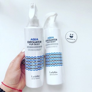 LADYKIN Aqua Exfoliator For Body/Аква-пилинг для кожи тела 300мл