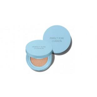 THE SAEM Saemmul Perfect Pore Cushion SPF50+ PA+++ 12g/Кушон для маскировки пор SPF50+ PA+++