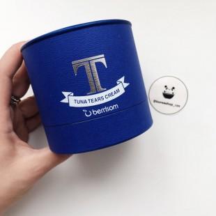 BERRISOM Tuna Tears Cream/Увлажняющий антивозрастной крем Слеза тунца 70 мл