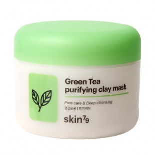 SKIN79 Green Tea Clay Mask 95ml/Регулярная маска для лица