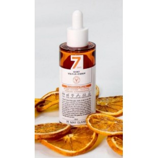 MAY ISLAND 7 Days Secret Vita Plus-10 Serum/ Сыворотка для лица витаминная 50мл