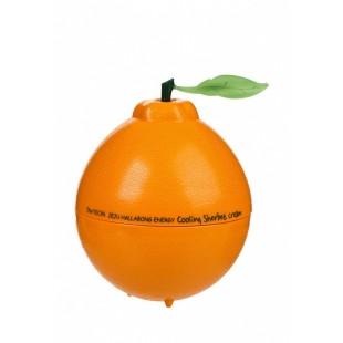 The Yeon Jeju Hallabong Energy Cooling Sherbet Cream/Увлажняющий энергетический крем-щербет для лица с экстрактом мандарина 100мл