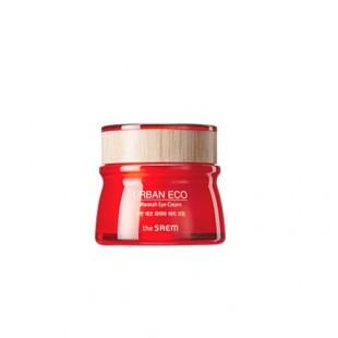THE SAEM Urban Eco Waratah Eye Cream/Крем для кожи вокруг глаз с экстрактом телопеи