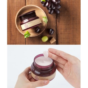 INNISFREE Wine Jelly Sleeping Pack 80ml/Ночная маска с экстрактом красного вина