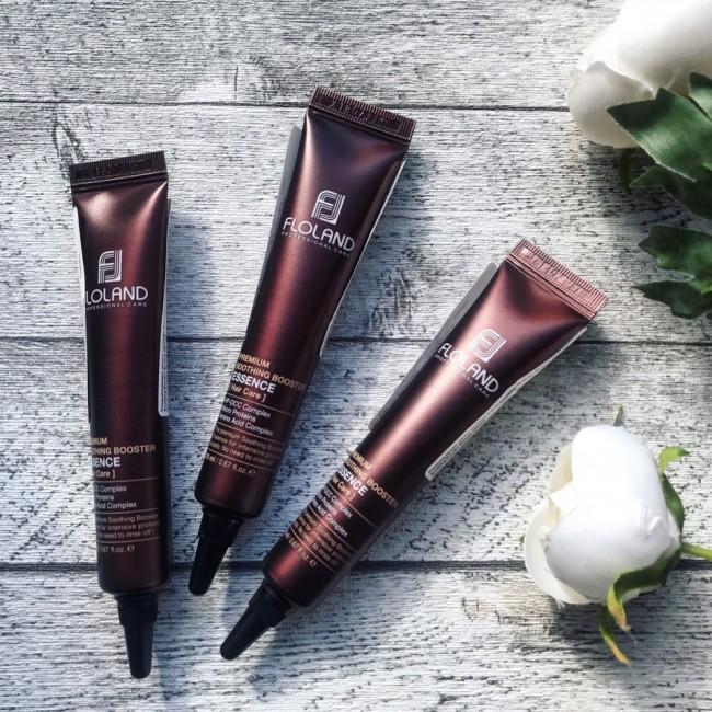 Floland Premium Soothing Booster Essence/Эссенция для поврежденных волос 20мл