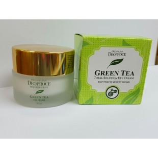 DEOPROCE Premium Green Tea Total Solution Eye Cream 30ml