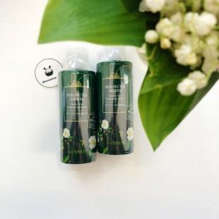THE SAEM Healing Tea Garden Green Tea Cleansing Water/Очищающая и увлажняющая вода на основе зеленого чая