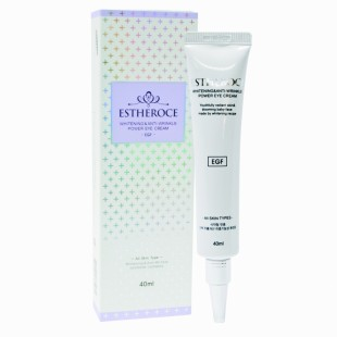 Deoproce ESTHEROCE EGF WHITENING & ANTI-WRINKLE POWER EYE CREAM/Крем для век омолаживающий с EGF  40ml